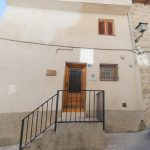 Fachada Calle Goya 28 Beceite - Casa Rural El Cuatro